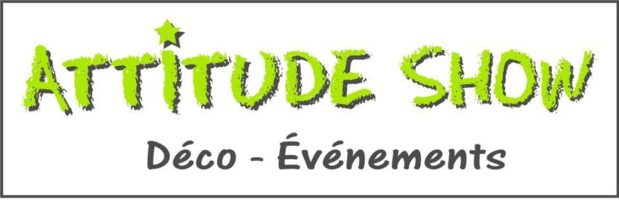 logo blanc attitude Show